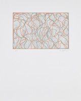 Brice MARDEN | Distant Muses | Screen-print available for sale on composition gallery