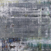 Gerhard RICHTER | Cage: P19-3 | Mixed Media available for sale on composition gallery