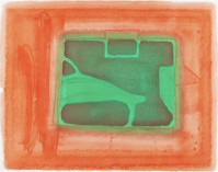 Howard HODGKIN | A Furnished Room | Etching and Aquatint available for sale on composition gallery