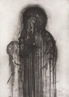 Jaume PLENSA | Untitled #3 | Etching available for sale on composition gallery