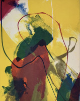 Paul JENKINS | Untitled | Lithograph available for sale on composition gallery