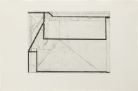 Richard DIEBENKORN | Softground Splay From Four Softgrounds | Etching available for sale on composition gallery